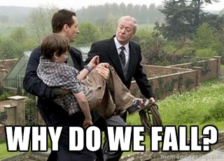 Why do we fall? A Metaphor for Agile Development of UX